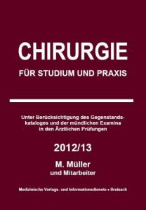 Chirurgie fr Studium und Praxis 2012/13
