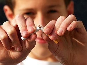 Mit dem Rauchen aufzuhören lohnt sich immer und senkt das Herz-Kreislauf-Risiko enorm.