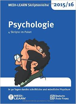 Medi-Learn Psychologie 2015/2016