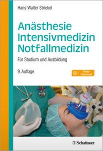 Anästhesie - Intensivmedizin - Notfallmedizin, 9. Auflage