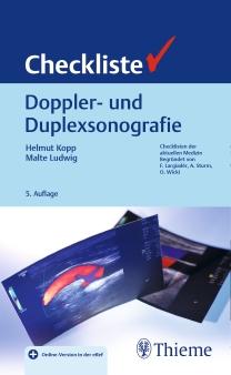 Checkliste Doppler- und Duplexsonografie