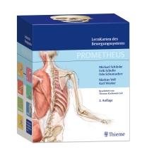 PROMETHEUS Lernkarten des Bewegungssystems, 2. Auflage