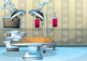 Computerspiele können Operationen sinnvoll simulieren.