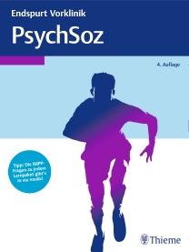 Endspurt Vorklinik: PsychSoz von Thieme