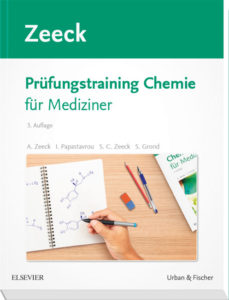 Prüfungstraining Chemie für Mediziner