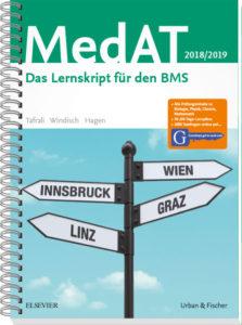 MedAT 2018/19 - Das Lernskript für den BMS