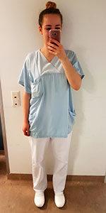 Wer das Krankenpflegedienstpraktikum schon vor dem Studium absolviert, gewinnt Freizeit während der kommenden Semesterferien.