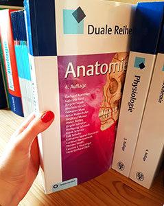 Welches Lehrbuch sollte ich mir für Anatomie kaufen?