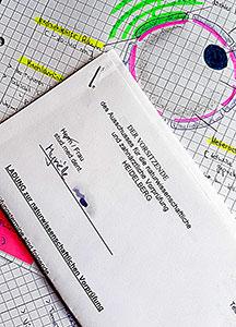 Im Vorphysikum werden die naturwissenschaftlichen Fächer Biologie, Chemie und Physik mündlich geprüft.