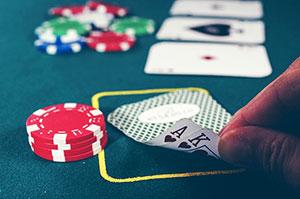 Spielsucht kann ganze Existenzen zerstören.
