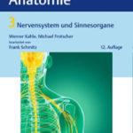 Taschenatlas Anatomie, Band 3: Nervensystem und Sinnesorgane (Thieme)