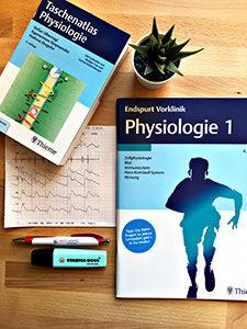 Im Fach Physiologie geht es darum wichtige Prozesse und Funktionen des Körpers zu lernen und zu verstehen.