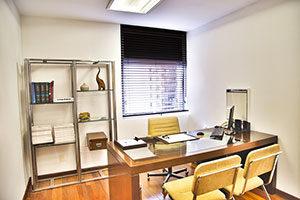 Einladende Räumlichkeiten sind für eine Arztpraxis genauso wichtig wie ein gutes Marketingkonzept.