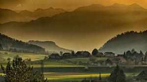 Die spezielle Atmosphäre der Berge kann sehr beruhigend und revitalisierend wirken.