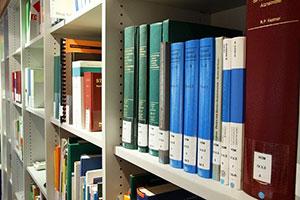 Die meisten Promotionsarbeiten basieren auf einer ausgedehnten Literaturrecherche.