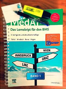 Lest die Rezension von MedAT Humanmedizin/Zahnmedizin 2020/2021- Band 1 auf Medizin-Blog.com