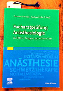 Facharztprüfung Anästhesiologie (Elsevier)