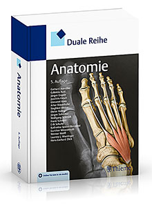 Die Duale Reihe Anatomie von Thieme gibt es seit April 2020 in der 5. Auflage.