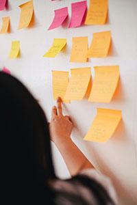 Wie so oft hilft auch bei einer Promotion ein durchdachter Zeitplan.